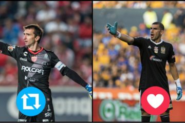 en Vivo Necaxa vs Tigres Online Liga MX 2018