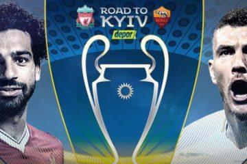 Liverpool vs Roma en Vivo Champions League 2018