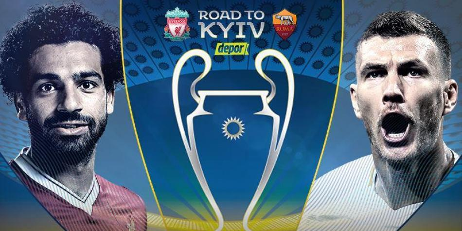 Liverpool vs Roma en Vivo Champions League 2018
