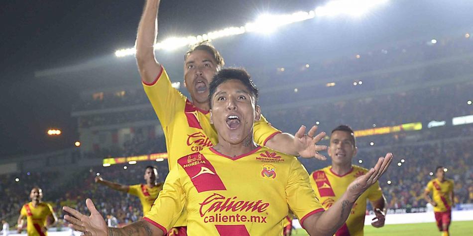 Morelia vs Necaxa en Vivo Liga MX 2018