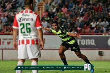 Necaxa vs Santos en Vivo Semifinal Copa MX 2018