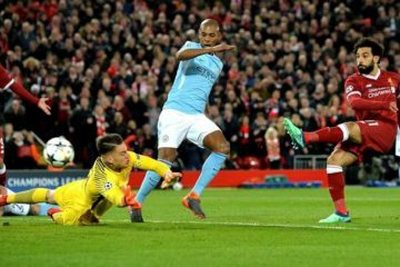 partido de vuelta Manchester City vs Liverpool en Vivo Champions League 2018