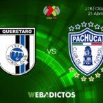 Querétaro vs Pachuca en Vivo Online Liga MX 2018