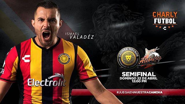semifinal de vuelta en vivo Leones Negros vs Alebrijes Ascenso MX 2018
