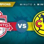 Vídeo resumen Toronto vs América en Vivo CONCACAF Liga de Campeones 2018