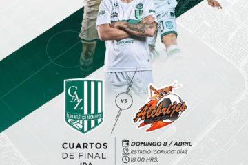 Zacatepec vs Alebrijes en Vivo Online Ascenso MX 2018