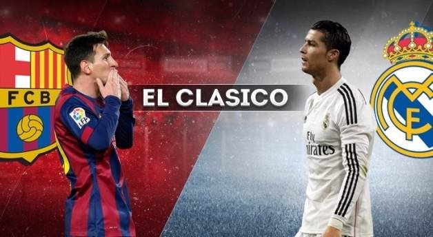 En que canal juega Barcelona vs Real Madrid en Vivo La Liga 2018