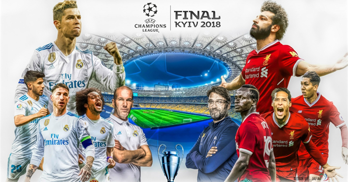 En que canal juega Real Madrid vs Liverpool final en Vivo Champions League 2018