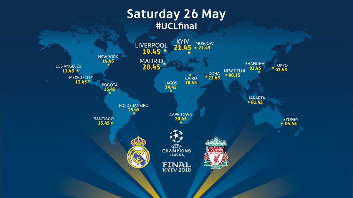 En que canal juega Real Madrid vs Liverpool final en Vivo previo Barcelona Real Madrid