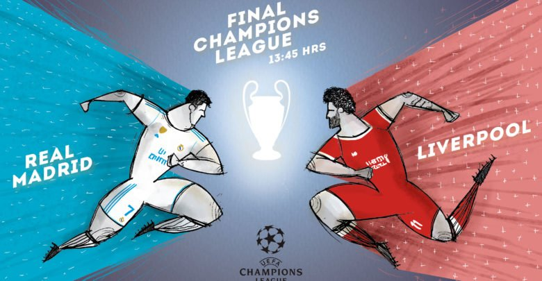 En que canal juega Real Madrid vs Liverpool final en Vivo previo Roma Liverpool