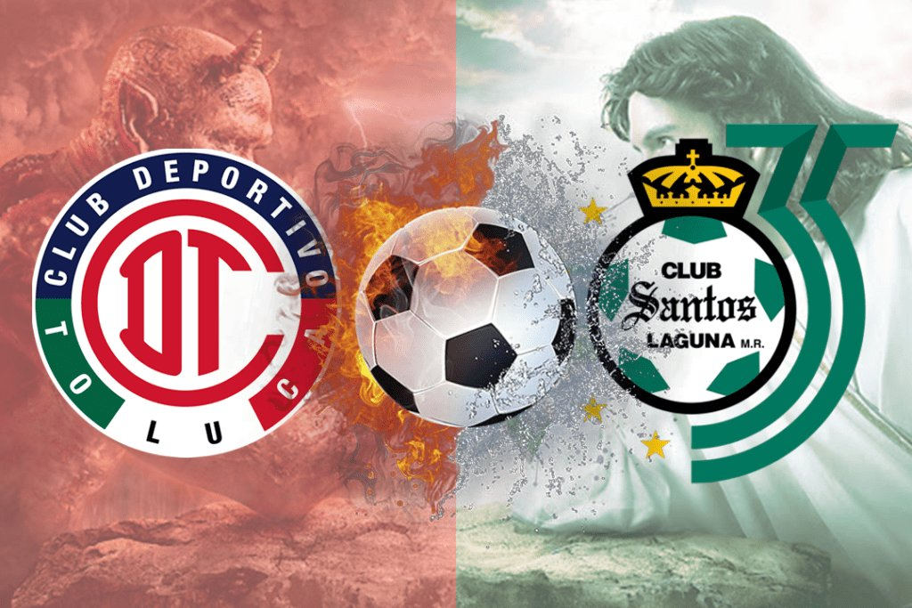 La final en Vivo Toluca vs Santos Online por Internet Liga MX 2018