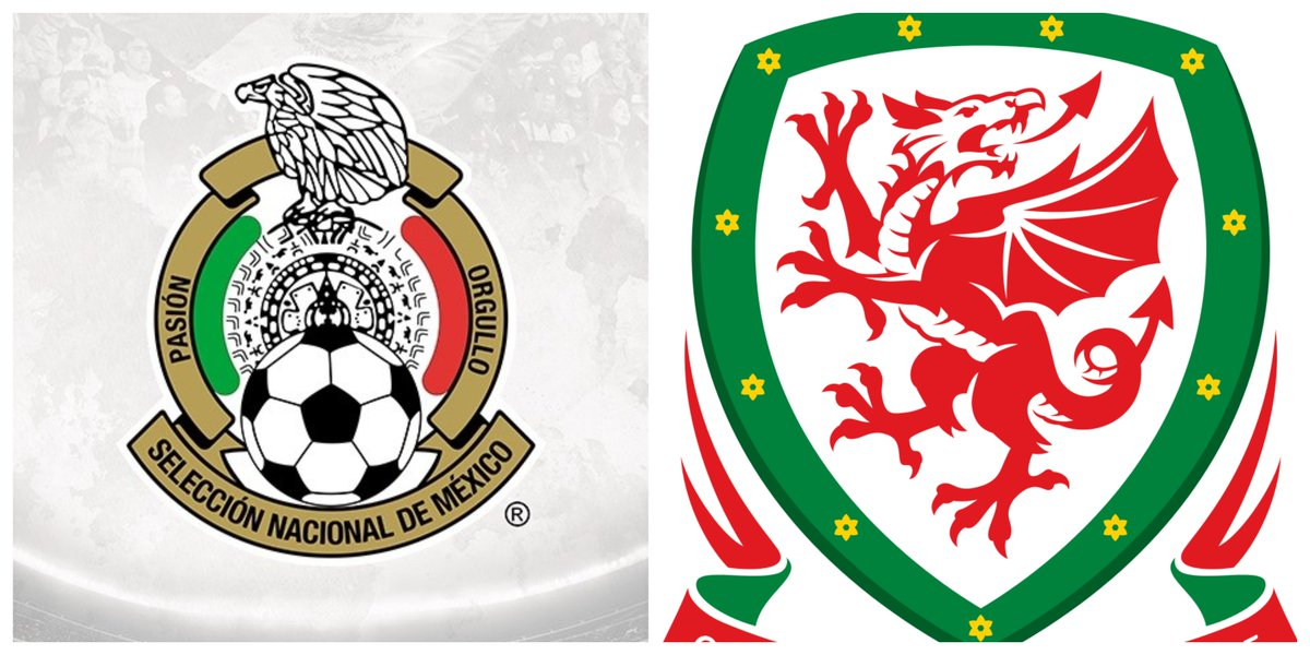 Resultado México vs Gales en Vivo partido Amistoso 2018