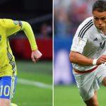 El partido por Azteca 7 México vs Suecia en Vivo Rusia 2018