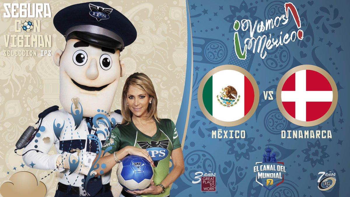 En que canal juega la Selección Mexicana vs Dinamarca en Vivo previo