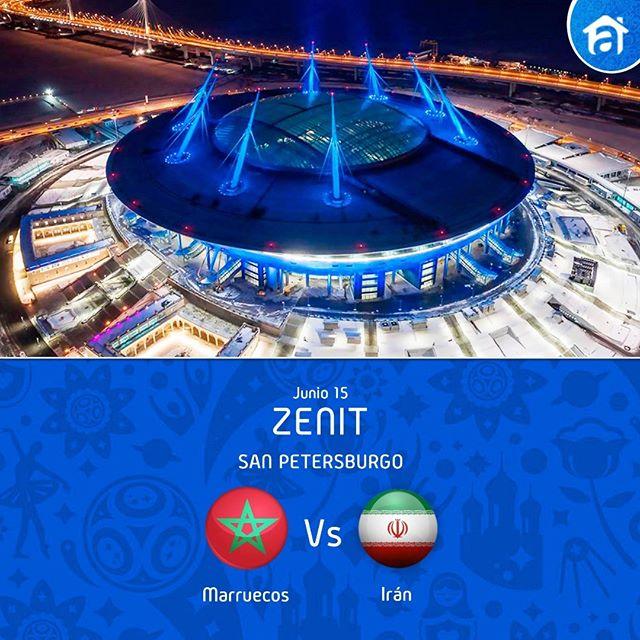 En que canal juega Marruecos vs Irán en Vivo Mundial Rusia 2018 2018