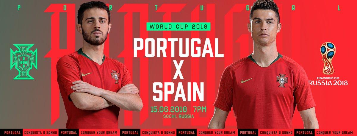En que canal juega Portugal vs España en Vivo en el mundial de Rusia 2018 2018