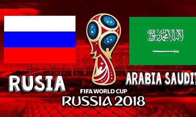 En que canal juega Rusia vs Arabia Saudita en Vivo inauguración mundial Rusia 2018 2018