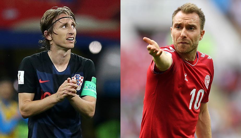 En vivo  por SKY Croacia vs Dinamarca Online Rusia 2018