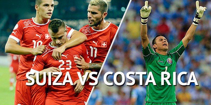 En Vivo por Teletica Suiza vs Costa Rica Rusia 2018