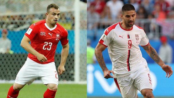 La transmisión en Vivo Serbia vs Suiza por Internet Rusia 2018