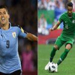Partido en el mundial de Uruguay vs Arabia Saudí en Vivo Rusia 2018 2018