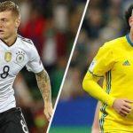 Por Azteca 7 Alemania vs Suecia en Vivo en el Mundial Rusia 2018