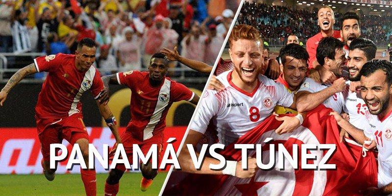 Por SKY HD Panamá vs Túnez en Vivo Rusia 2018