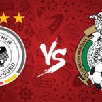 TDN en Vivo Alemania vs México en el Mundial Rusia 2018 2018