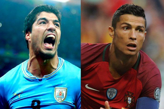 Ver el partido por SKY Uruguay vs Portugal en Vivo Rusia 2018