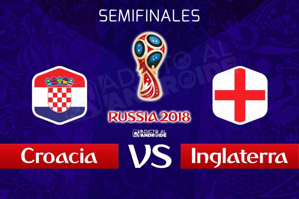 Image Result For Inglaterra Vs Croacia En Vivo C