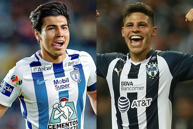 El partido por Fox Sports Pachuca vs Rayados en Vivo Liga MX 2018
