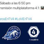 El partido por TV Cuatro Celaya vs Dorados en Vivo Ascenso MX 2018