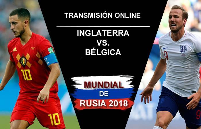 En vivo por SKY HD Bélgica vs Inglaterra partido tercer lugar Rusia 2018