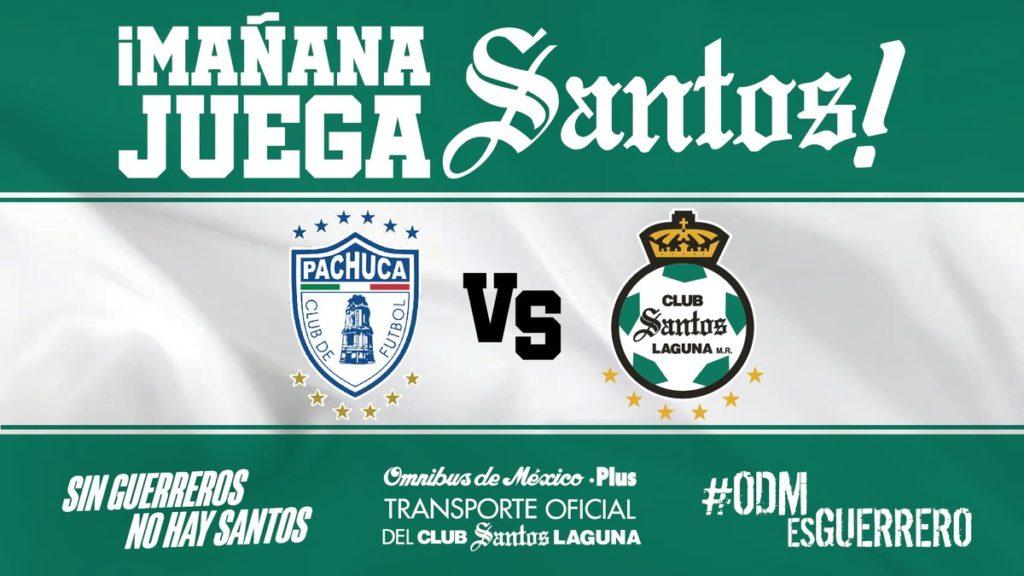 ESPN en vivo Pachuca vs Santos Copa MX 2018