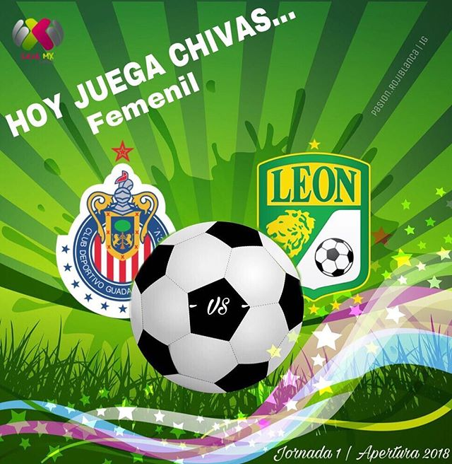 Fútbol femenil en vivo Chivas vs León previo