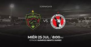 Juárez vs Xolos en Vivo por ESPN Copa MX 2018