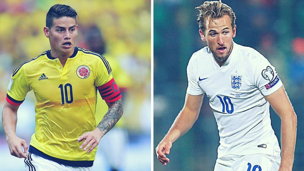 Por Azteca 7 Colombia vs Inglaterra en Vivo Rusia 2018