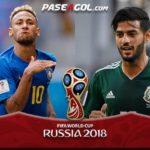 Por Azteca 7 y las estrellas México vs Brasil en Vivo Rusia 2018