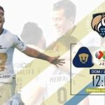 Pumas vs Necaxa en Vivo Canal 2 Liga MX 2018