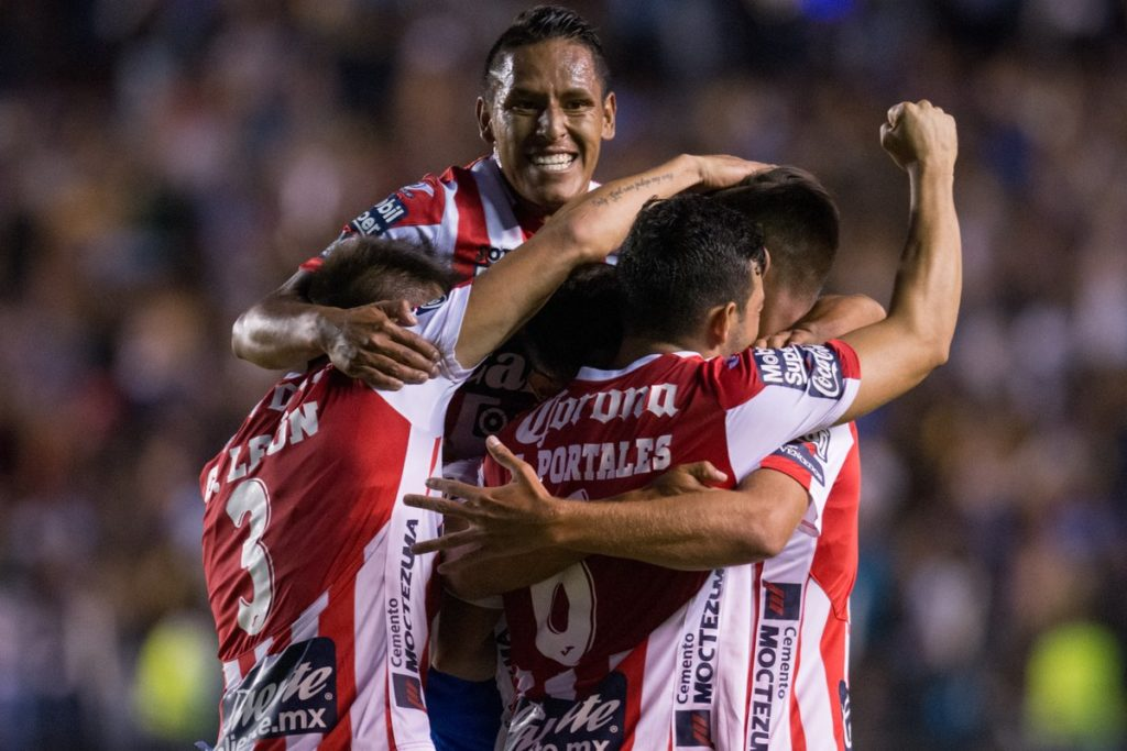 Tampico Madero vs Atlético San Luis en Vivo por Fox Sports Ascenso MX 2018