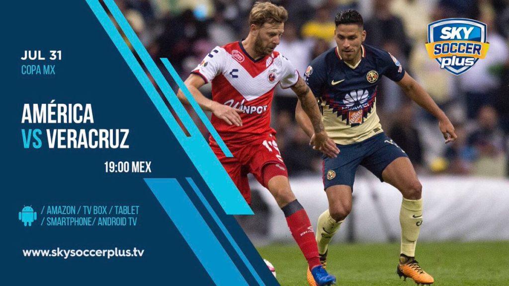 TDN en Vivo América vs Veracruz Copa MX 2018