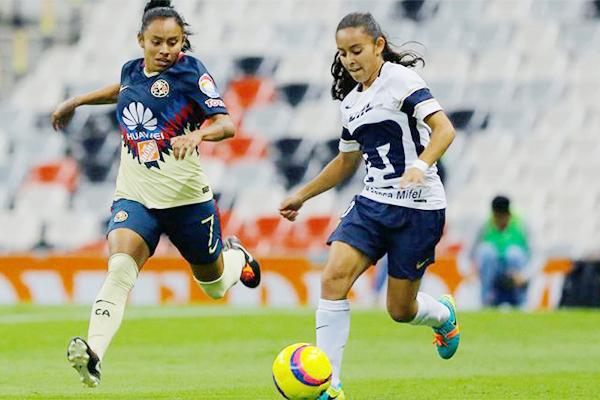 En Vivo América vs Pumas Liga MX Femenil