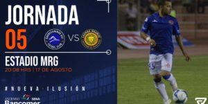 A que hora juega Correcaminos vs U de G en Vivo Ascenso MX 2018