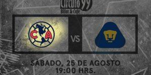 El Clásico América vs Pumas en Vivo 2018 Liga MX 2018