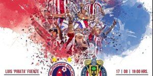 En que canal juega Veracruz vs Chivas en Vivo Liga MX 2018