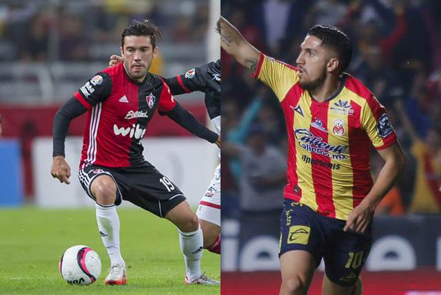 En vivo Atlas vs Morelia Liga MX 2018