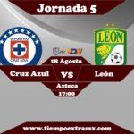En Vivo TDN Cruz Azul vs León Liga MX 2018