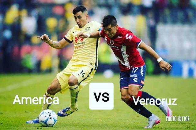 En vivo Veracruz vs América en Copa Copa MX 2018