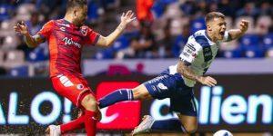 Juego Puebla vs Monterrey en Vivo Copa MX 2018