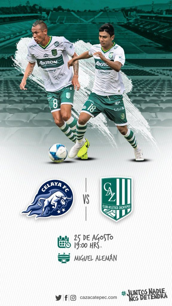 Partido Celaya vs Zacatepec en Vivo Online Ascenso MX 2018